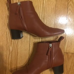 Everlane Day Boot, Size 6, Brick